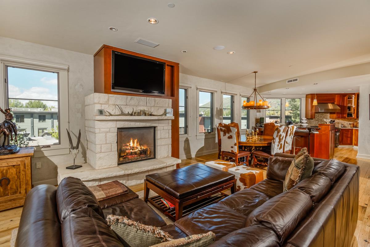 Penthouse Condo Rental