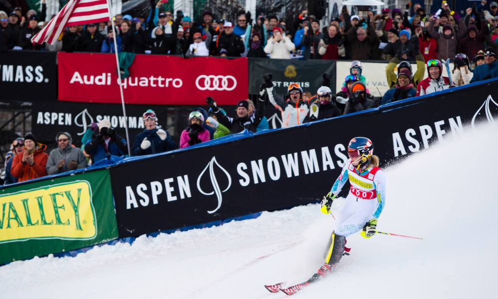 Aspen Audi FIS World Cup!